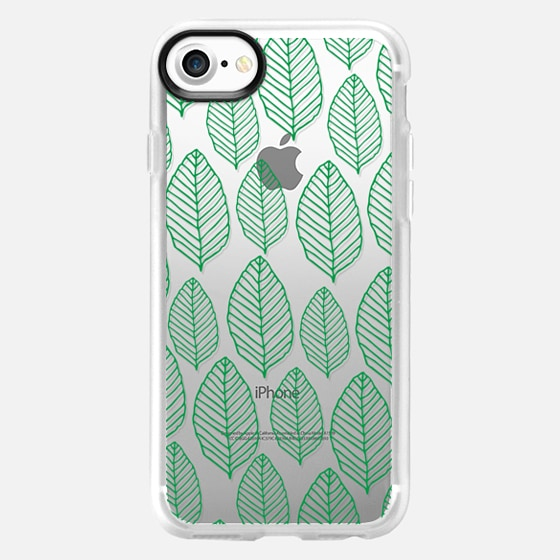 SPRING LEAVES - Classic Grip Case