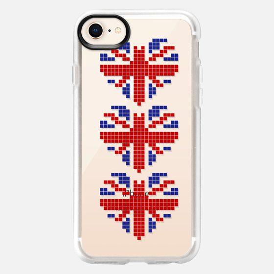BRITISH LOVE - Snap Case