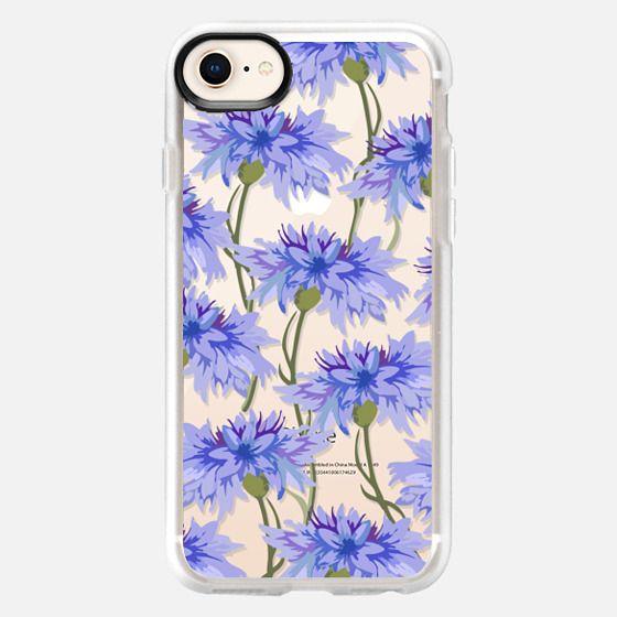 WILD FLOWERS - Snap Case