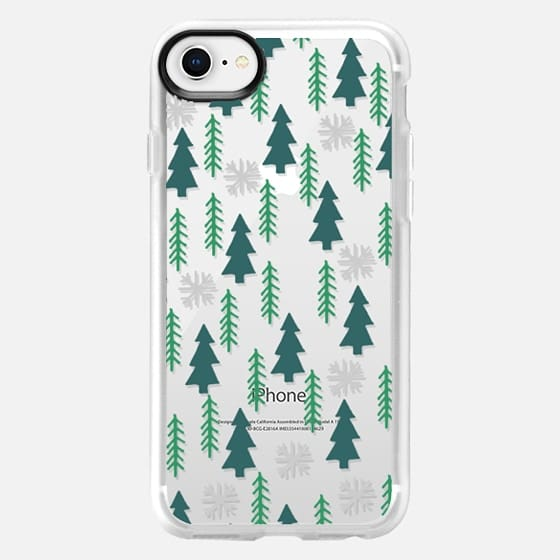 WINTER FOREST - Snap Case
