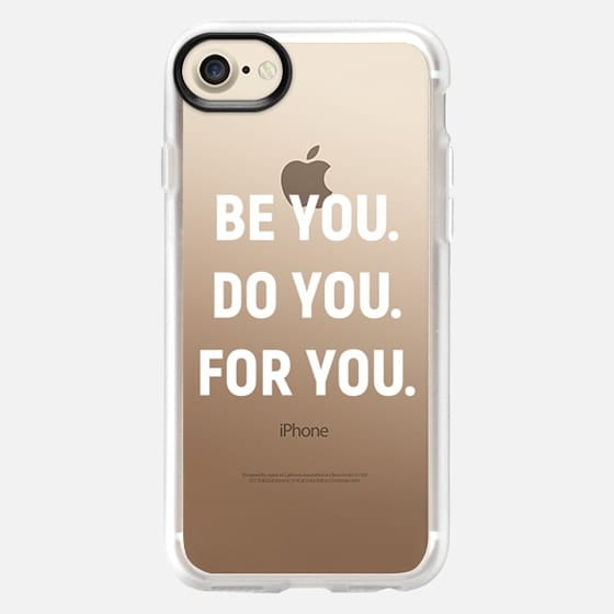 BE YOU - Classic Grip Case