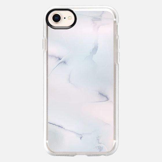 unicorn marble - Snap Case