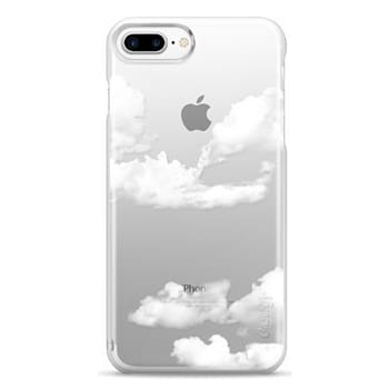 Snap iPhone 7 Plus Case - clouds