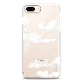 Snap iPhone 8 Plus Case - clouds