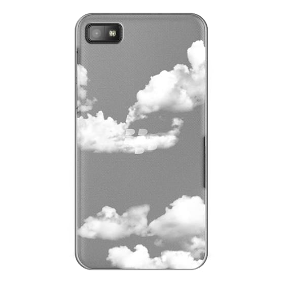 Blackberry Z10 Cases - clouds