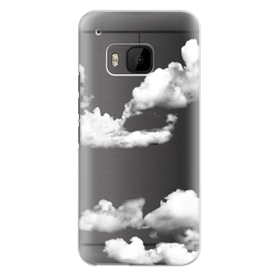 Htc One M9 Cases - clouds