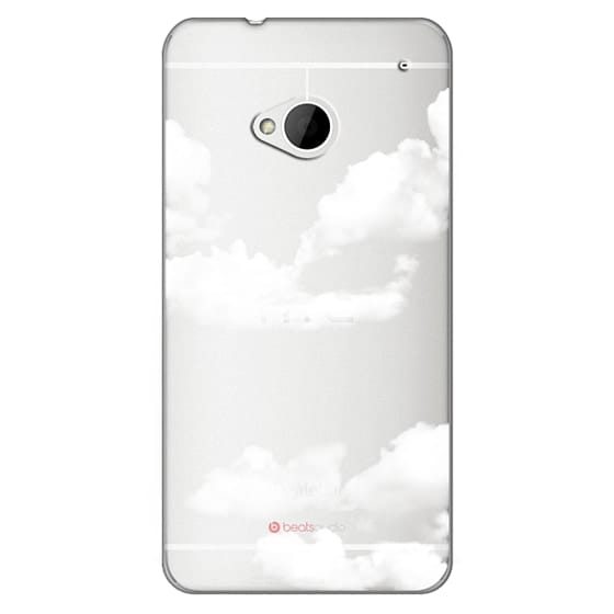 Htc One Cases - clouds