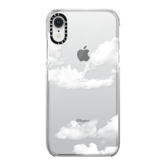 iPhone XR Cases - clouds