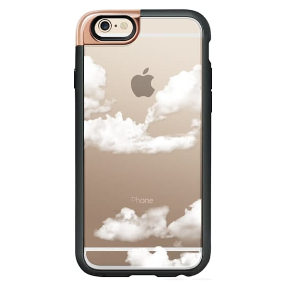 iPhone 4 Cases - clouds