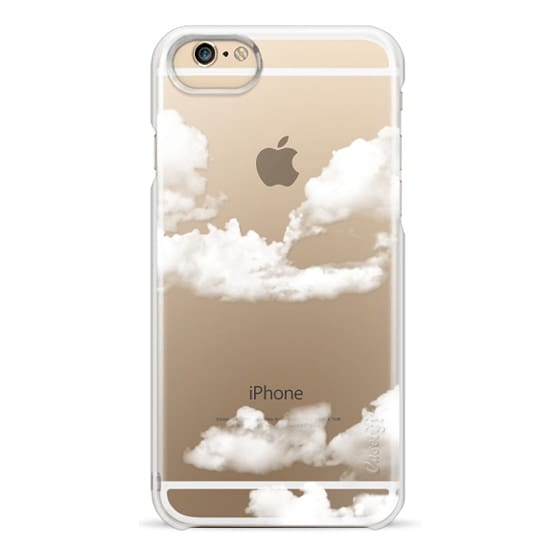 iPhone 6 Cases - clouds