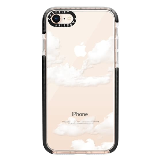 iPhone 8 Cases - clouds