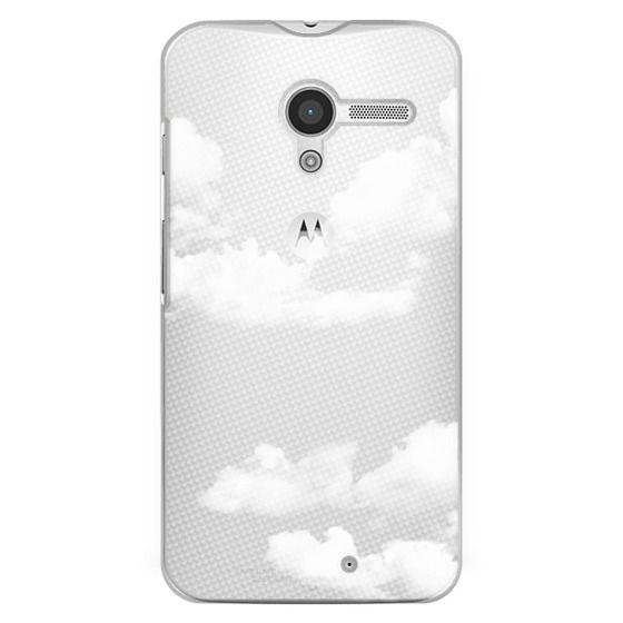 Moto X Cases - clouds