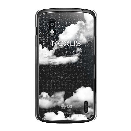 Nexus 4 Cases - clouds