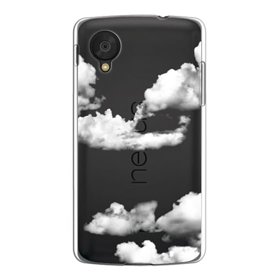 Nexus 5 Cases - clouds