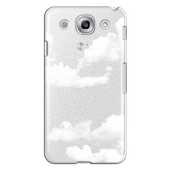 Optimus G Pro Cases - clouds