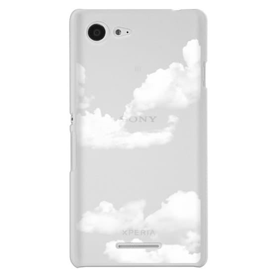 Sony E3 Cases - clouds