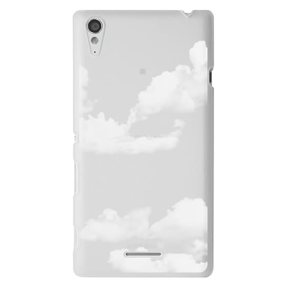 Sony T3 Cases - clouds