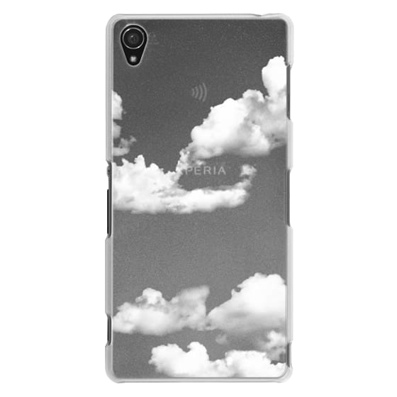 Sony Z3 Cases - clouds