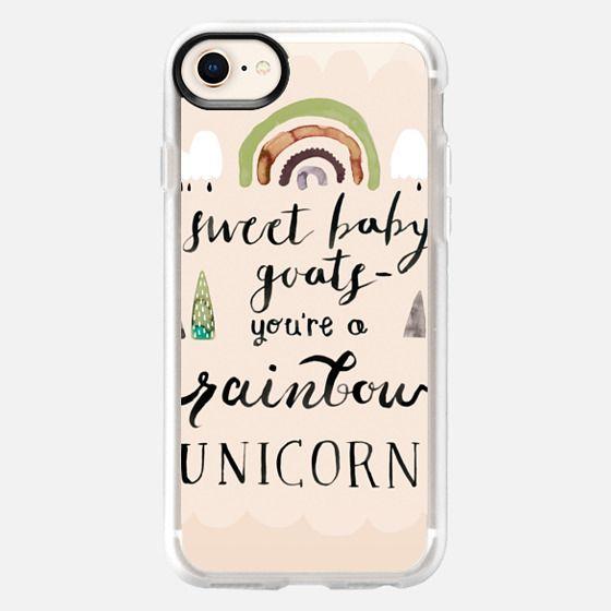 Rainbow Unicorn! - Snap Case