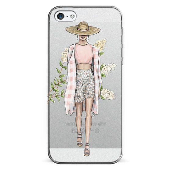 Spring Time Fashion Illustration Runway Hat Casetify