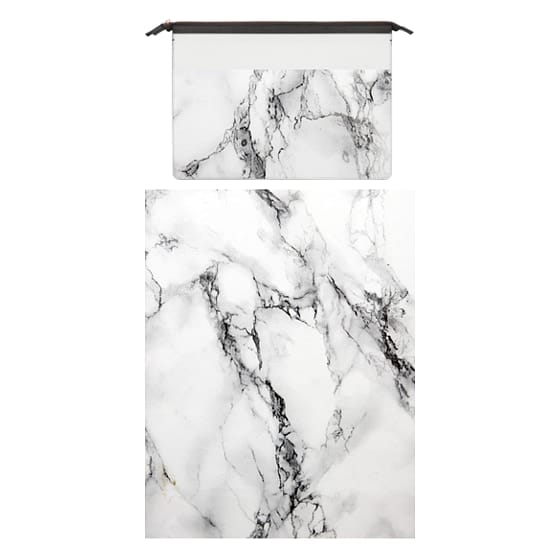 MacBook Pro 15 Sleeves - MARBLE