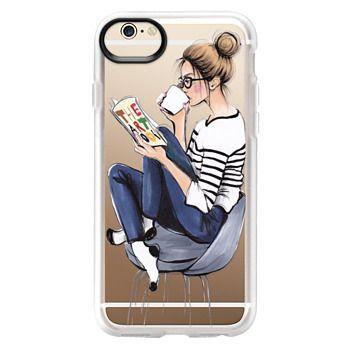 Grip iPhone 6 Case - Coffee Break
