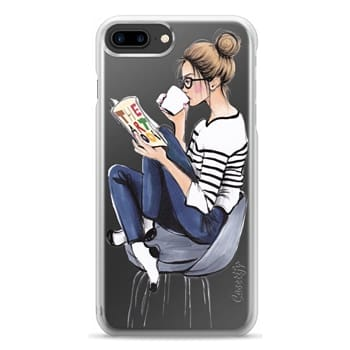 Snap iPhone 7 Plus Case - Coffee Break