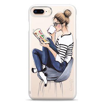 Snap iPhone 8 Plus Case - Coffee Break