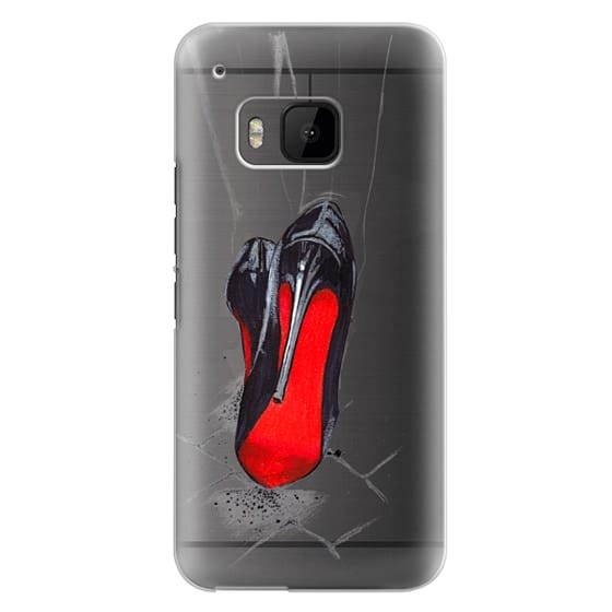 Htc One M9 Cases - Devil Wears Louboutin