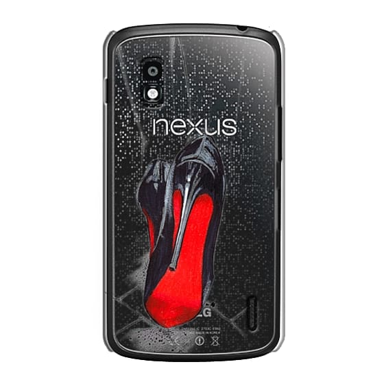 Nexus 4 Cases - Devil Wears Louboutin