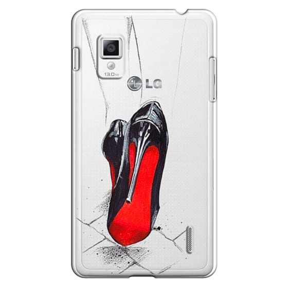 Optimus G Cases - Devil Wears Louboutin