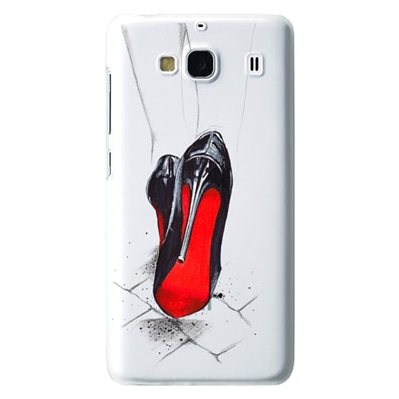 Redmi 2 Cases - Devil Wears Louboutin