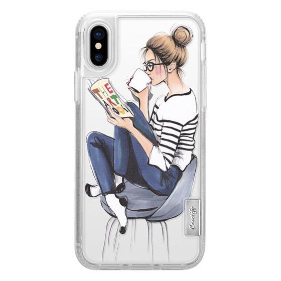 iPhone X Cases - Coffee Break