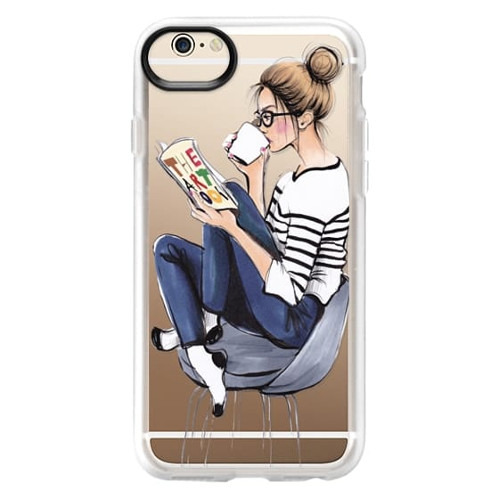 iPhone 6 Cases - Coffee Break