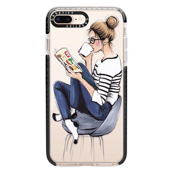 iPhone 8 Plus Cases - Coffee Break