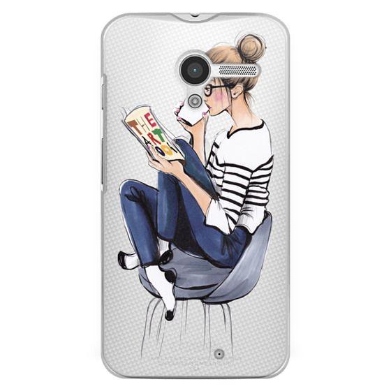 Moto X Cases - Coffee Break