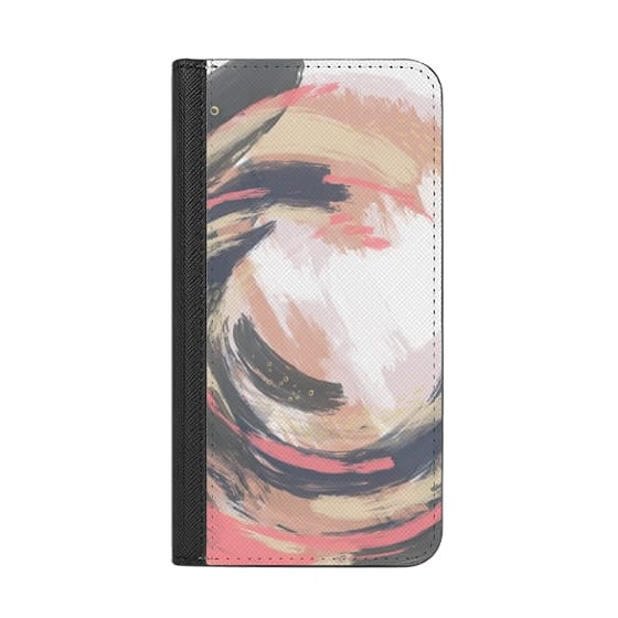 Wonder Woman Swirl iphone case