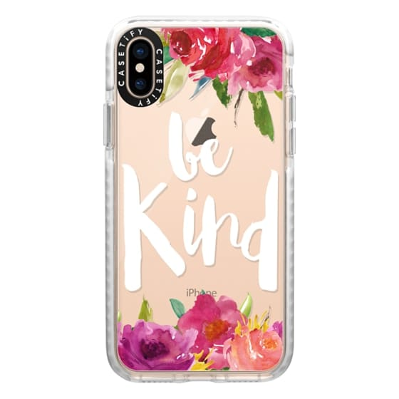 iPhone XS Cases - Be Kind