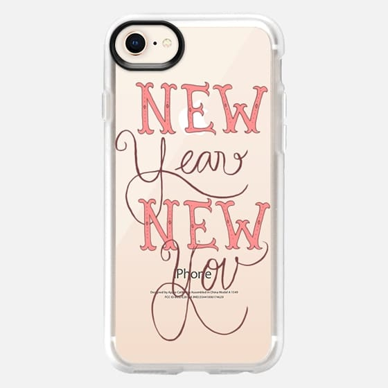 New Year New You! - Snap Case