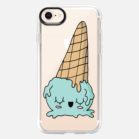 Happy Ice Cream - Snap Case
