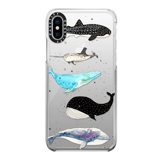 iPhone X Cases - Underwater