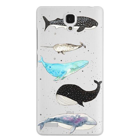 Redmi Note Cases - Underwater
