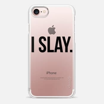 iPhone 7 Case I SLAY