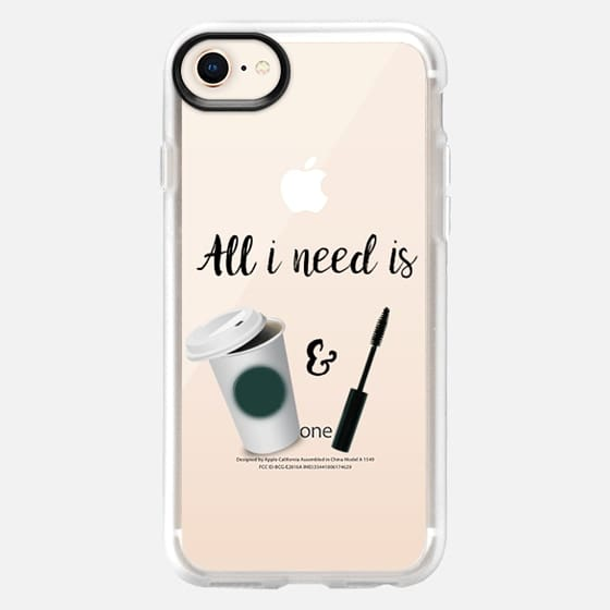 ALL I NEED IS .. - Snap Case