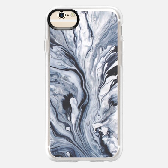 iPhone 6 Case - Blue Marble