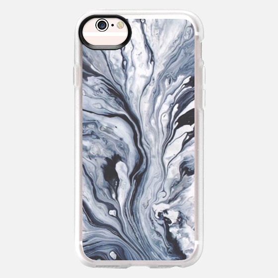 iPhone 6s Coque - Blue Marble