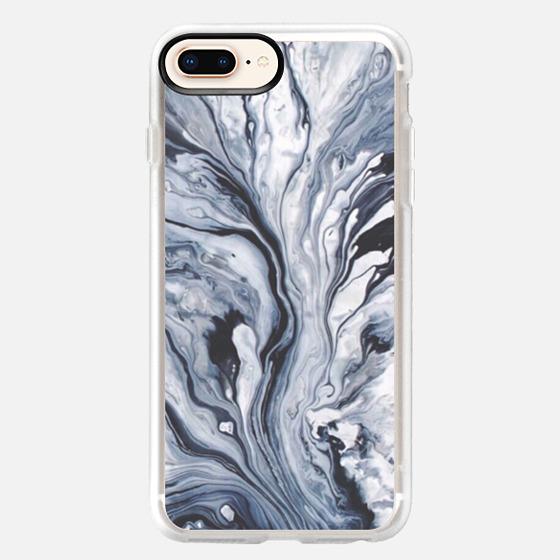 iPhone 8 Plus 保護殼 - Blue Marble