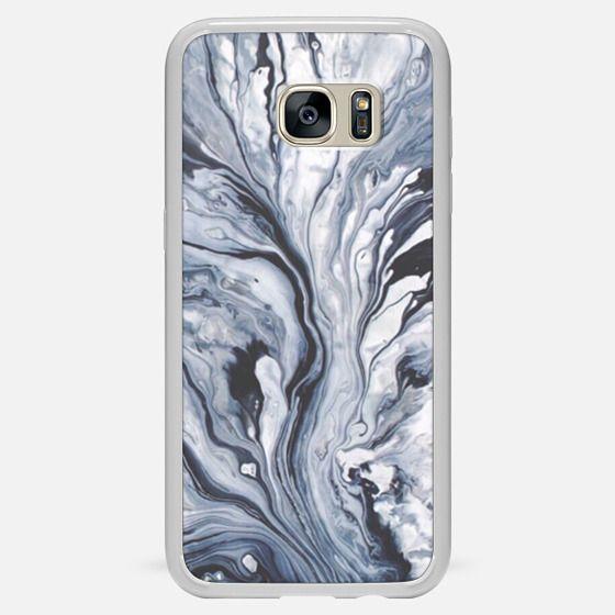 Galaxy S7 Edge Capa - Blue Marble