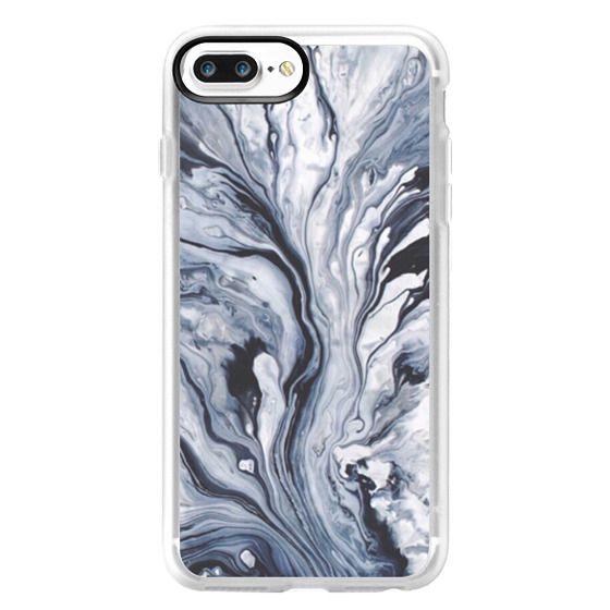 iPhone 7 Plus Case - Blue Marble