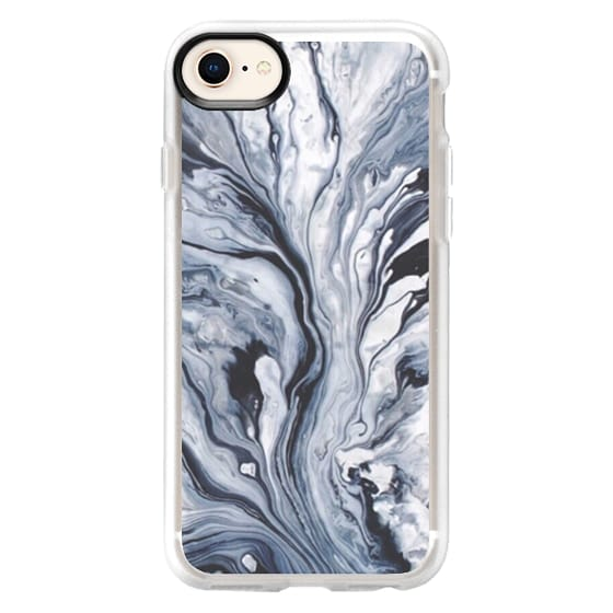 iPhone 8 Case - Blue Marble
